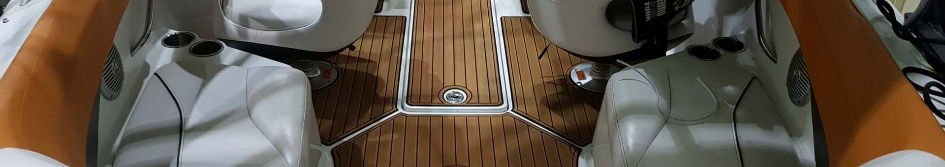 Custom Boat Flooring