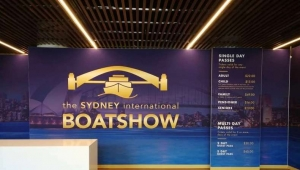 Mingrui Factory in the Sydney International  Boats Show