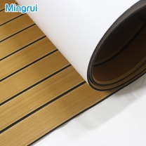 Anti Slip Vinyl Boat Flooring For Boat Pontoon
