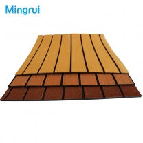 Boat Decking Material Synthetic Teak