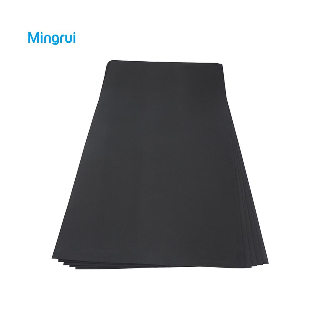 Black Foam Sheet