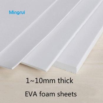 Custom Thin Memory Foam Sheet