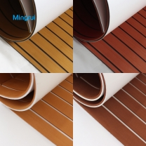 Pontoon Vinyl Flooring