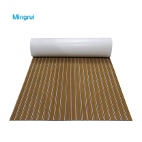 Boat Flooring Mats With Brushed Grooved Texture