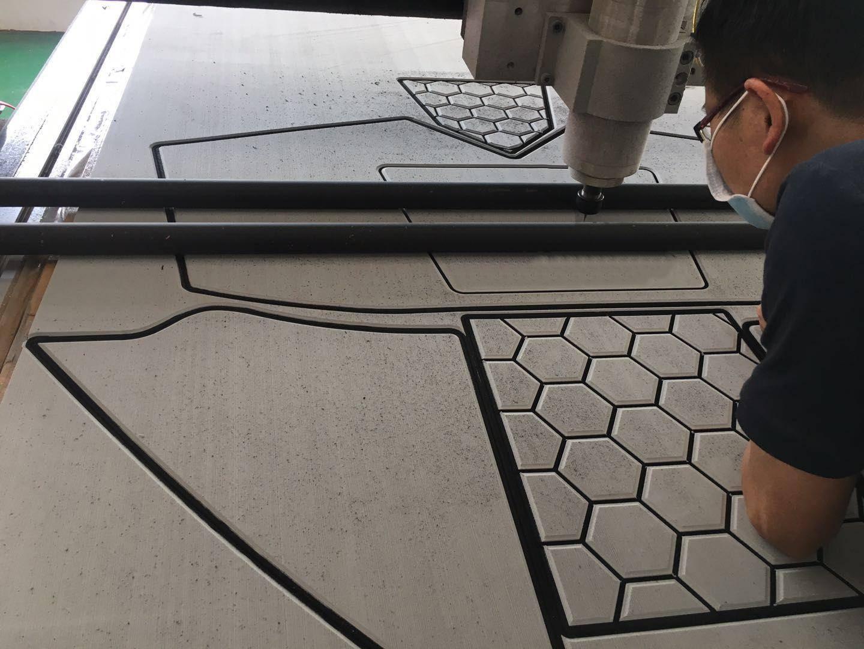 cut foam flooring