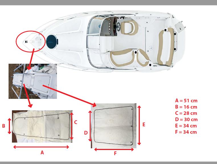 boat flooring Kits
