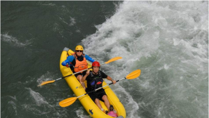 Kayak  History