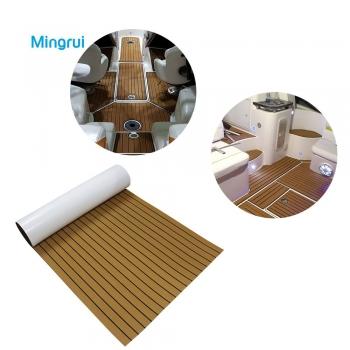 EVA grey striped  boat stair carpet