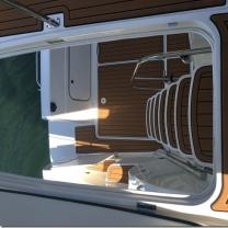 marine non skid yacht mat