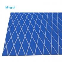 Anti UV EVA yacht flooring diamond pattern eva sheets