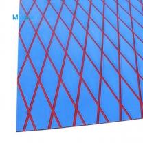 Waterproof diamond pattern of EVA Marine flooring