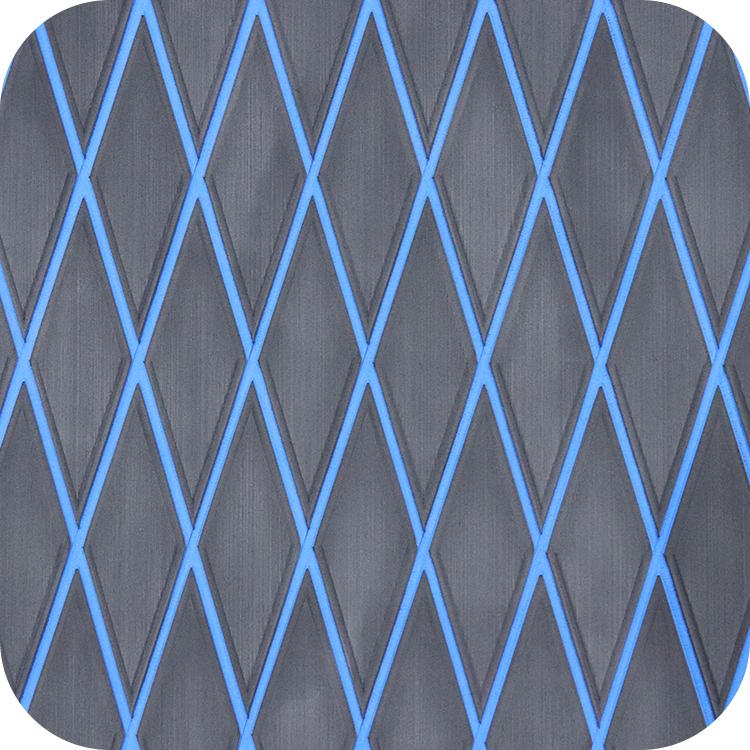 Diamond pattern sheet