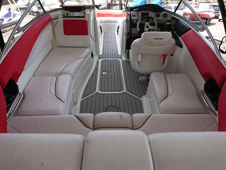 searay eva foam boat floor
