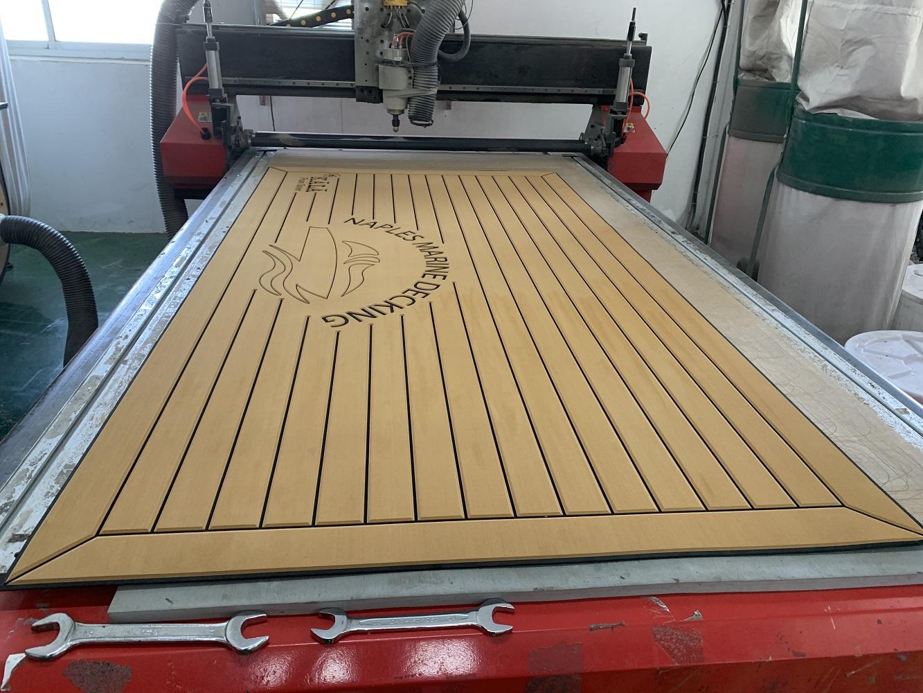 custom searay sundancer 320 eva floor